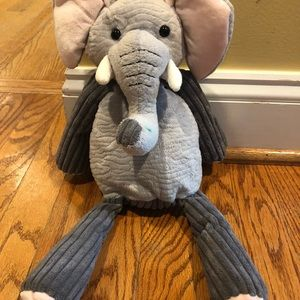 Scents Buddy Elephant pre-owned gray pink white